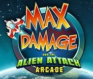 Max Damage & The Alien Attack